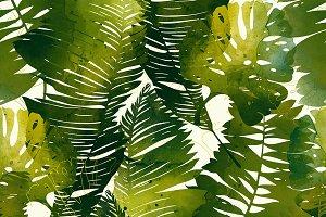 tropical pattern | JPEG