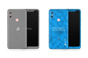 Xiaomi Redmi Note 6 Pro Vinyl Skin