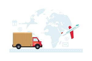Freight transportation and delivery