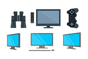 Server administration icons