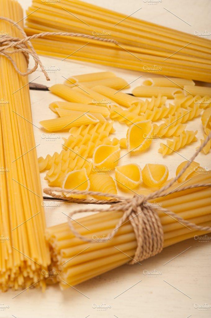 Italian raw pasta 079.jpg - Food & Drink