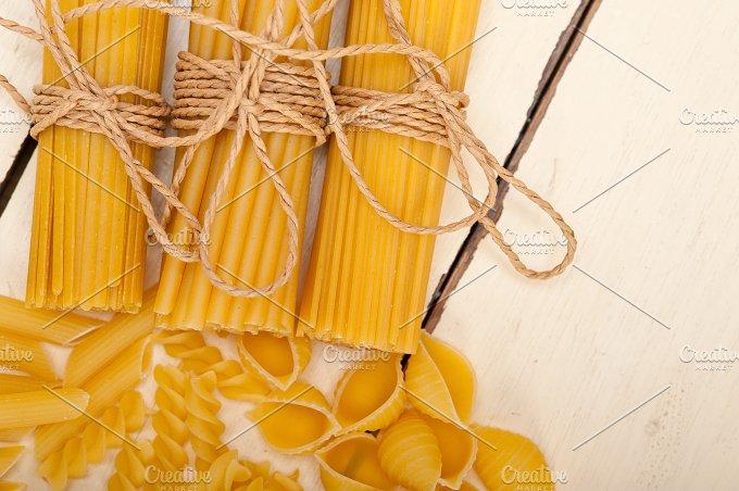 Italian raw pasta 040.jpg - Food & Drink