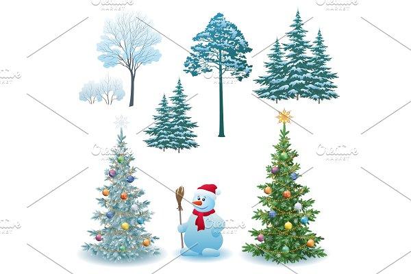 Christmas Holiday Set