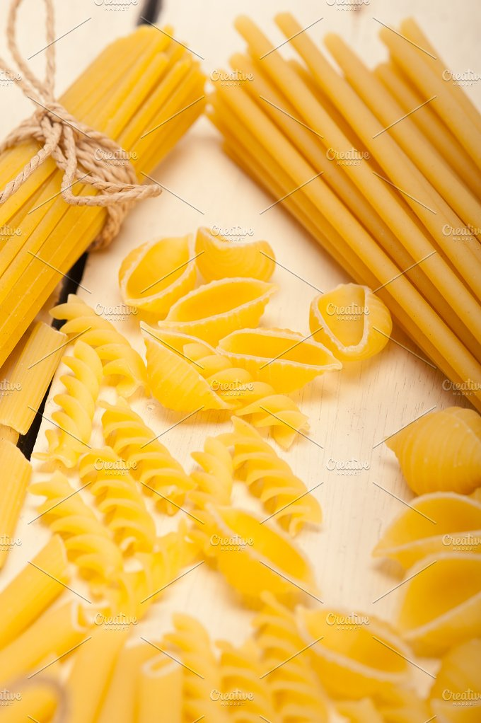 Italian raw pasta 071.jpg - Food & Drink