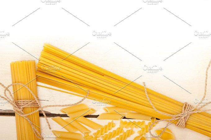 Italian raw pasta 075.jpg - Food & Drink