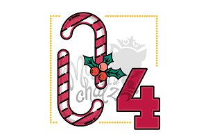 December 4: Candy Canes