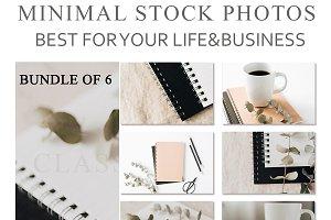 Minimal Stock Photo Bundle #1