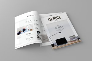Magazine Template Vol. 10