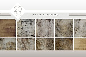 Grunge Textures High Res Backgrounds