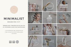 Minimalist Branding Kit
