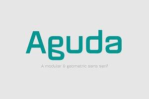 Aguda Font Family