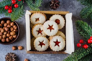 Christmas or New Year Cookies