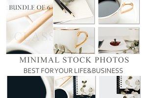 Minimal Stock Photo Bundle #2