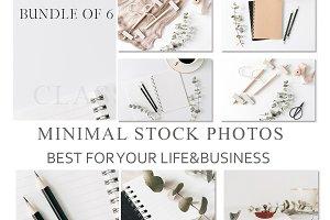 Minimal Stock Photo Bundle #3