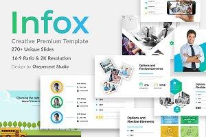 Infox Business Google Slide Template