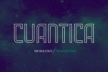 Cuantica Font Family