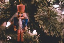 Nutcracker Ornament by  in Holidays