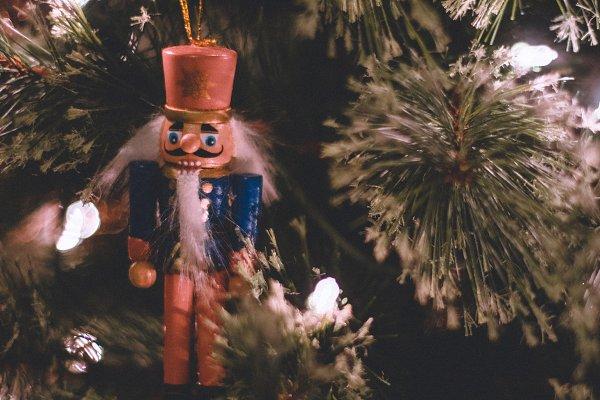 Holiday Stock Photos: Landry Sims - Nutcracker Ornament