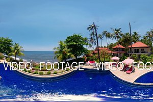 luxury hotel by the sea vr360