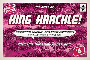 The Bride of King Krackle! [KK03]