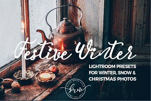 Festive Winter Preset Bundle