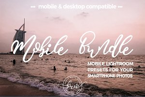 MOBILE Lightroom Preset Bundle