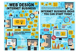Internet business and startup