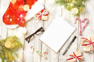 Christmas and Business Items with