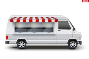 Modern Food Truck