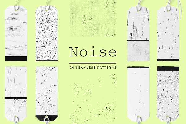 Graphic Patterns: Youandigraphics - Noise Seamless Vector Patterns