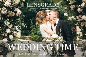 Wedding Presets for Lightroom