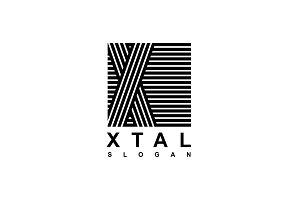 Logo Capital letter X