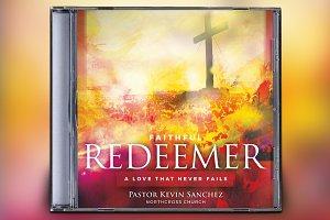 Faithful Redeemer CD Album Artwork