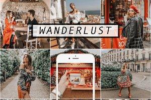 Wanderlust (Mobile) | Lifestyle BLOG