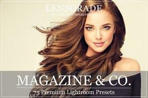 75 Fashion Lightroom Presets