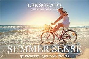 52+ Summer Lightroom Presets