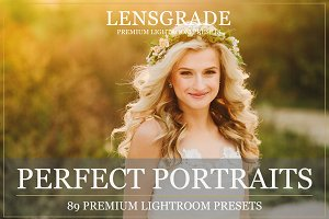 101 Portrait Lightroom Presets