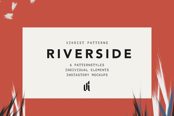 Graphics - Patterns Riverside