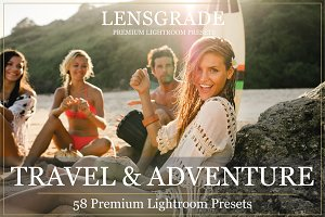Travel & Adventure Lightroom Presets