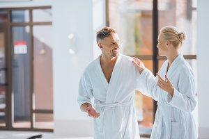 Beauty treatment concept