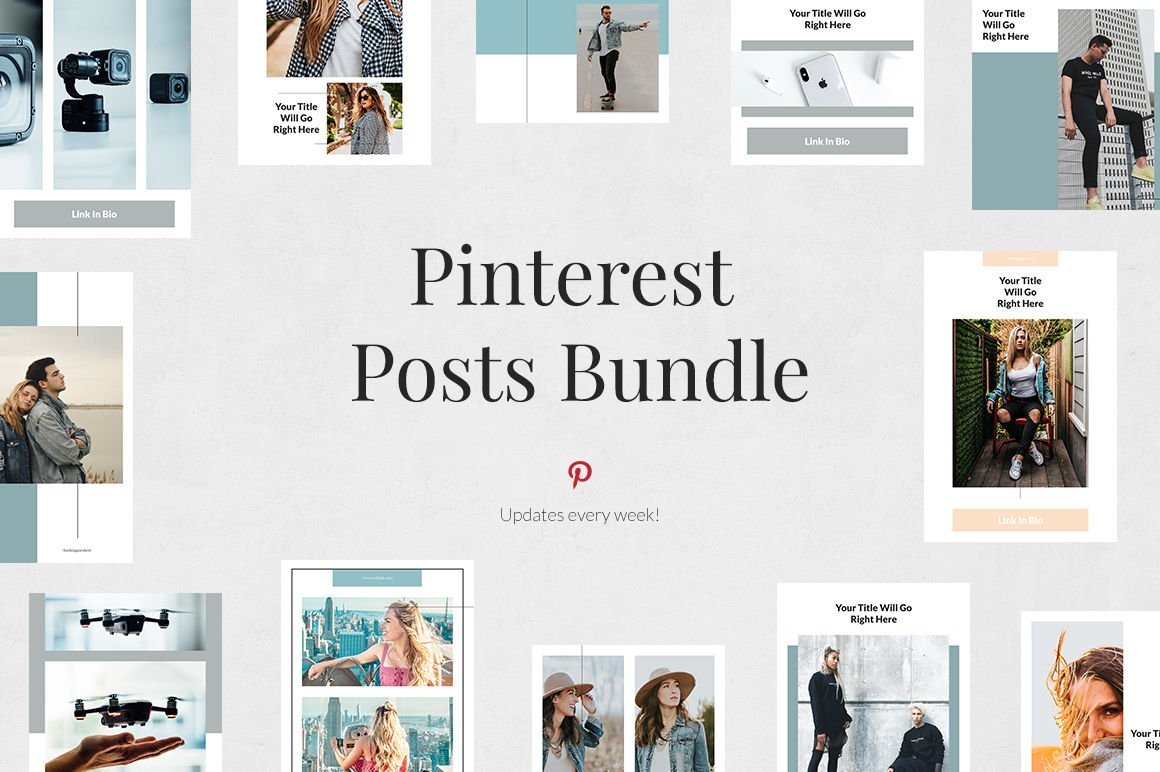 Pinterest Posts Bundle