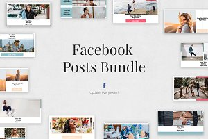 Facebook Posts Bundle