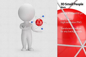 3D Small People - Atom