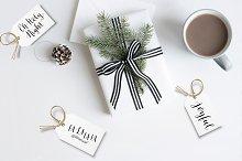Christmas Printable Gift Tags 02