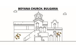 Bulgaria - Boyana Church travel