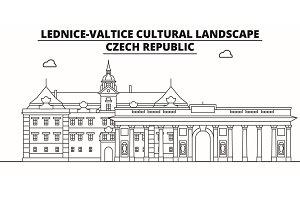 Czech Republic - Lednice - Valtice