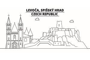 Czech Republic - Levoca, Spissky