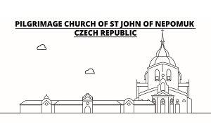 Czech Republic - Pilgrimage Church