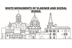 Russia - White Monuments Of Vladimir