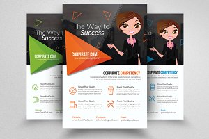 Venture Capital Firm Business Flyer
